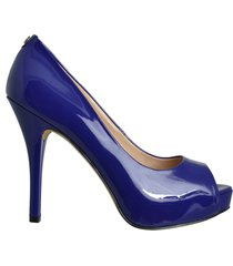 guess decollete' open toe helena