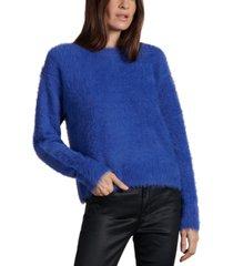 sanctuary eyelash-textured sweater