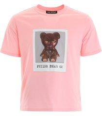 neil barrett fetish bear t-shirt