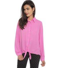 blusa bunnys rosa - calce holgado