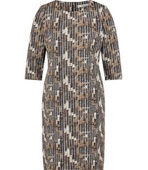 jurk cathelijne bruin