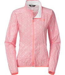 chaqueta mujer nueva printed bomber jacket the north face