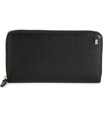 bevyn leather continental wallet