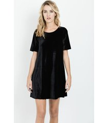 vestido bonomi negro sans doute