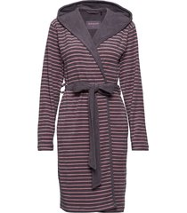 bath robe morgonrock lila schiesser