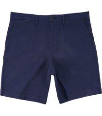 lacoste bermuda shorts - navy fh9544