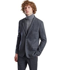 japanese wool simple dress coat