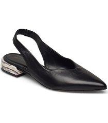 flats ballerinaskor ballerinas svart laura bellariva