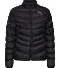 ultralight warmcell jacket fodrad jacka svart puma