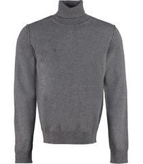 maison margiela cashmere turtleneck pullover