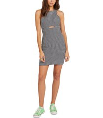 volcom juniors' coco bodycon dress