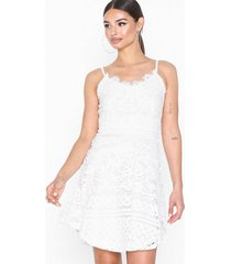 sisters point fanny lace short dress loose fit