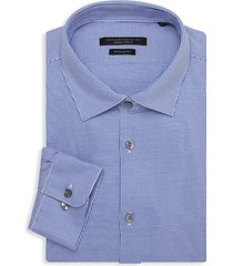 spencer regular-fit striped dress shirt