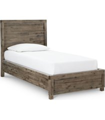 canyon twin-size platform bed, created for macy's