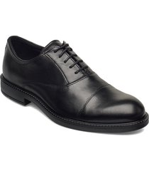 vitrus iii shoes business laced shoes svart ecco