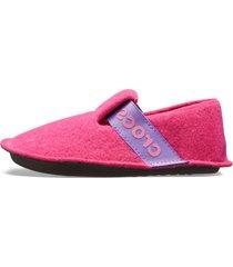 slipper crocs classic kids pink - kanui