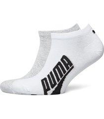 puma unisex bwt lifestyle sneaker 2 ankelstrumpor korta strumpor vit puma