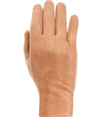 guante suade touch mujer thm beige