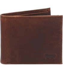 levi's men's passcase wallet