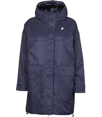 parka jas k-way jade nylon fur