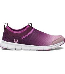 lente 2 women's leisure shoes låga sneakers lila halti