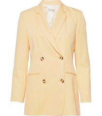 alexah blazers casual blazers orange by malene birger