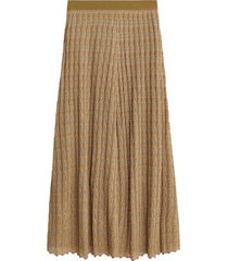 donax knit maxi skirt