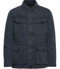 moorea field jacket dun jack blauw morris