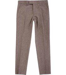 gibson linen trousers - stone g19117rt