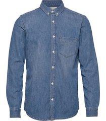 rit skjorta casual blå tiger of sweden jeans