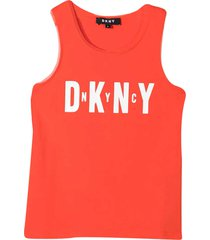 dkny red tank top