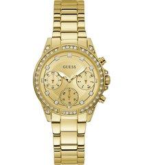 reloj guess mujer gemini/w1293l2 - dorado