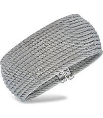 classique stainless steel cuff bracelet