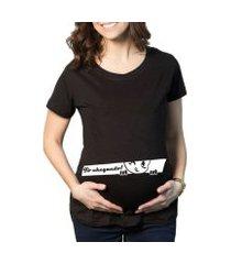 camiseta criativa urbana grávida gestantes frases engraçadas espiando