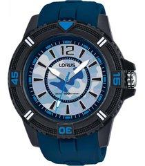 reloj azul marino hombre lorus