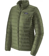 patagonia jas women down sweater camp green-m