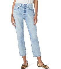 women's frame cloud collection le original jeans, size 29regular - blue