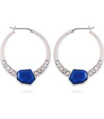 t tahari women's summer chic hoop earring