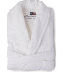 lexington original bathrobe morgonrock badrock vit lexington home