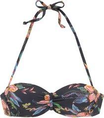 bikini lascana malia beugel bandeau zwempak top