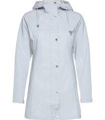 raincoat regenkleding blauw ilse jacobsen