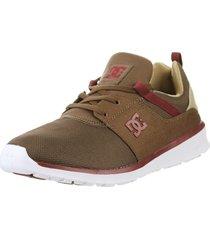 zapatilla marrón  dc shoes heathrow