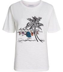 fabienne chapot t-shirt eric t-shirt ecru