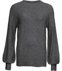 maglione con colletto alto (grigio) - bodyflirt