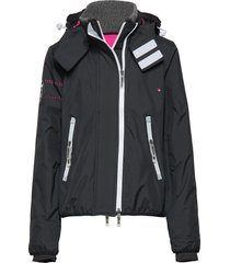 sport wintersprinter outerwear sport jackets svart superdry