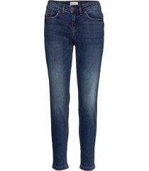 bsgova casual jeans slimmade jeans blå blend she
