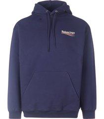balenciaga medium fit hoodie