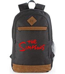 maleta the simpsons, homero simpson morral, maletín de espalda