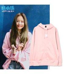 kpop blackpink jennie cap hoodie hoody pullover sweatershirt