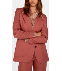 mango structured jacket